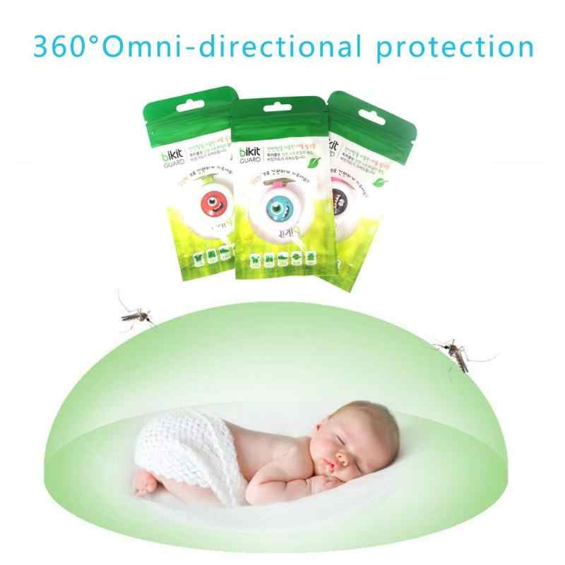Mini Baby Mosquito Killer Repellent Anti Mosquito Buttons for Baby Child Pregnant Mosquito Killer Pest Control for 2-3 Month Use