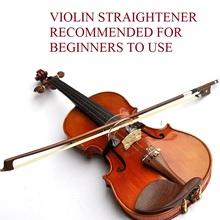 цены на Free shipping violin bow straightener, correct posture violin parts, violin accessories  в интернет-магазинах