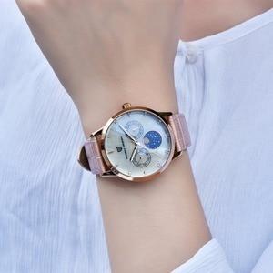 Image 3 - 2019 PAGANI DESIGN Luxury Brand Ladies Clock Fashion Quartz Sports Watches Leather Wristwatch Casual Womens Watch Relojes Mujer