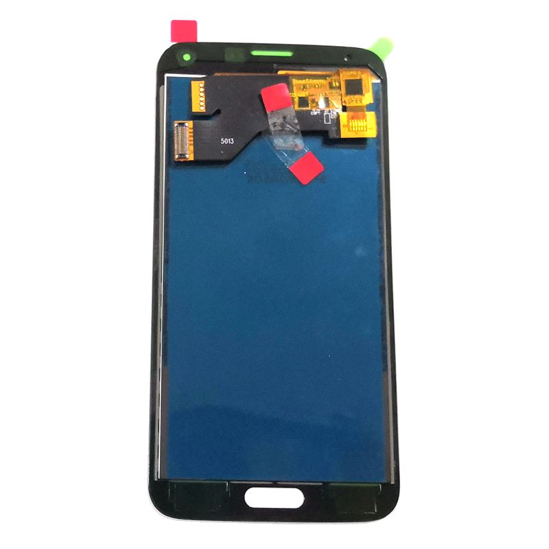 IPS For Samsung Galaxy S5 G900 <font><b>G900F</b></font> G900Y G900P G900M LCD With touch glass Full set for repair display image