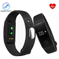 Hot Sale Heart Rate Smart Band ID107 Sleep Fitness Tracker Smart Bracelet PK Miband Wristband For Andoird IOS Wearable Device