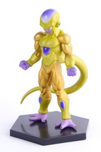 hot sale Anime dragon ball Z Figuarts Freeza Freezer Ultimate Form action figure collectible model toy kids gift 14cm