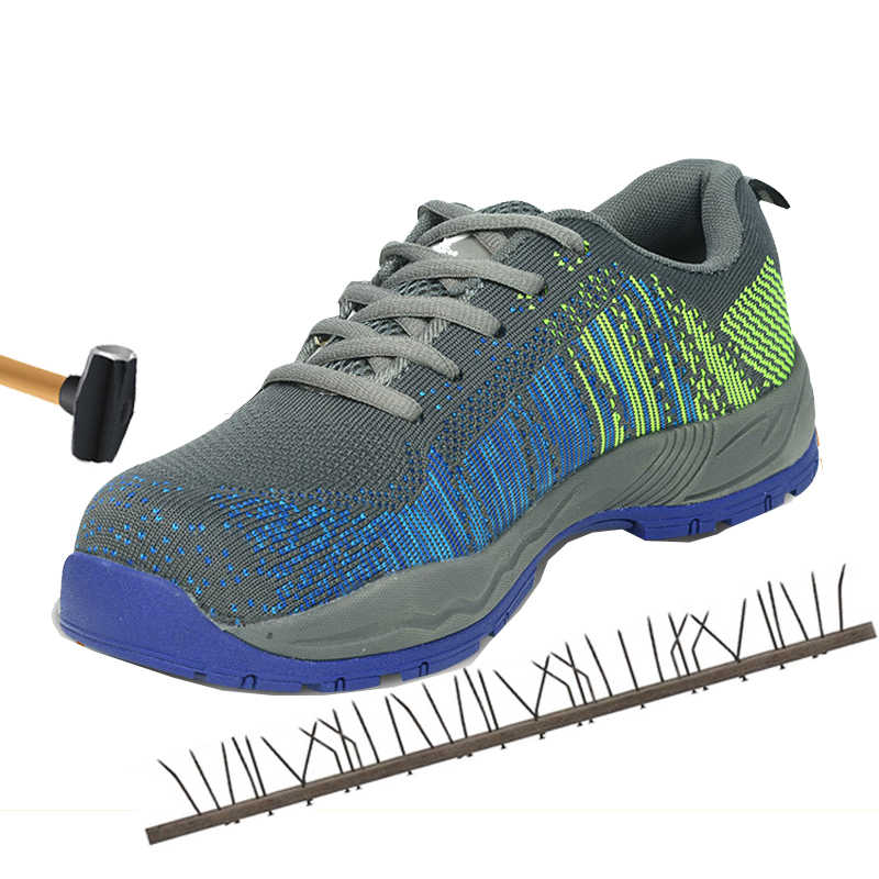 26b4171915dd Summer safety shoes anti-prick-proof 6kv electrician insulating shoes  breathable work shoes comfortable