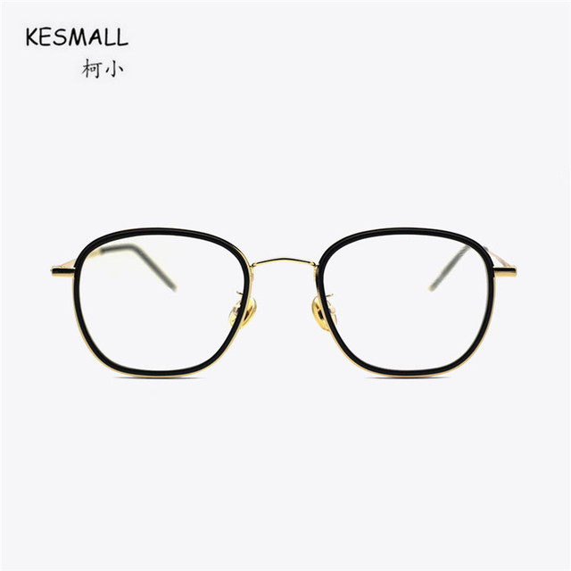 KESMALL 2018 New Personality Glasses Frame For Men Women Fashion ...