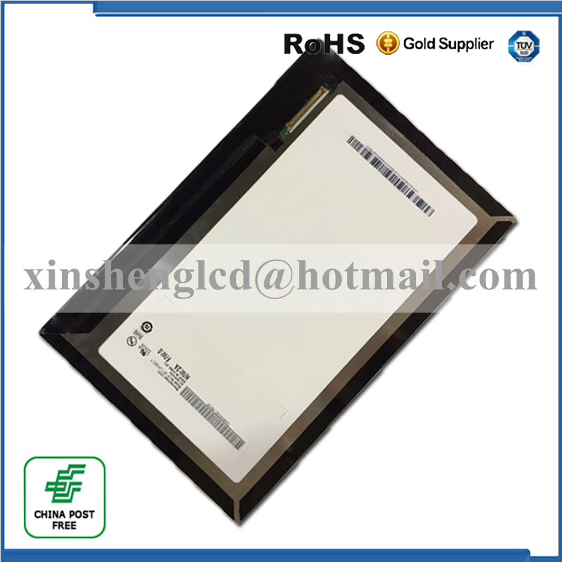все цены на Original and New 10.1inch LCD screen B101EVT04.0 B101EVT04 for tablet pc free shipping онлайн