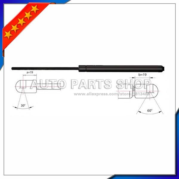 Car Accessories Rear Trunk Shock Gas Pressurized Support Damper Strut 1647400145 For Mercedes Benz W164 ML350 ML320 ML450 ML500