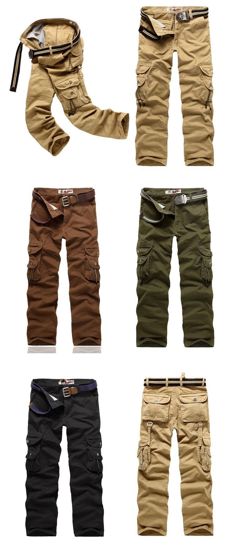 Cargo-shorts Männer 2019 Neue Mens Casual Lose Arbeit Shorts Camo Military Multi-taschen Kurze Mann Hombre Plus Größe Kurze Homme Herrenbekleidung & Zubehör