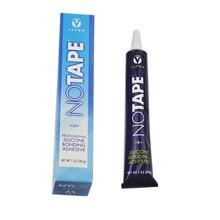 Adhesivos transparentes sin cinta, adhesivos profesionales de silicona para el cabello, sistemas adhesivos para peluca de encaje/tupé