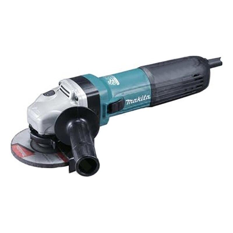 цена на Machine grinding angle Makita GA5041R (Power Of 1100 W, 125mm, speed Hol. stroke 11000 rev/min, soft start)