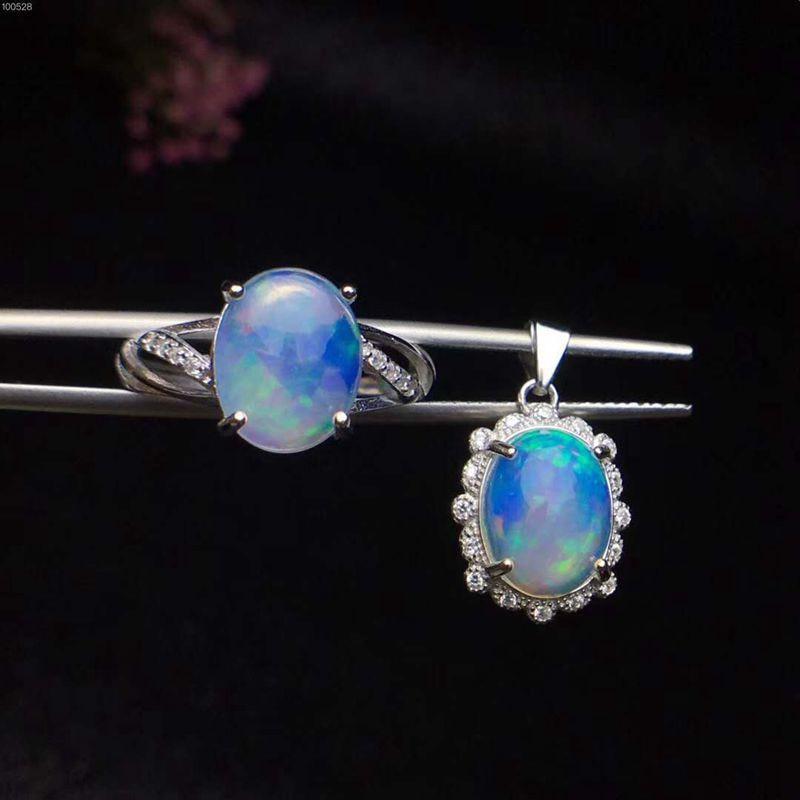 Opal Jewelry set (4)
