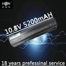 6 cellS laptop battery for HP HSTNN-Q34C HSTNN-UB72 HSTNN-UB73 HSTNN-W48C HSTNN-W49C HSTNN-W50C HSTNN-XB72 HSTNN-XB73 HSTNN-XB79 аккумулятор topon top dv5 10 8v 4800mah для hp pn 462890 541 462890 761 hstnn cb72 hstnn xb72 hstnn xb73 ks524aa