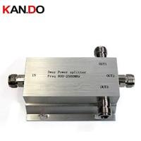 5 piezas 3 forma divisor de potencia (800 ~ 2500 MHz) divisor de señal de teléfono divisor de frecuencia divisor de señal de uso de telecom