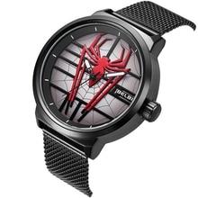 Quartz Men Watches Luxury Brand Spider Dial Mesh Stainless Steel Wristwatch Business Dress Sport Casual Watch Relogio Masculino стоимость