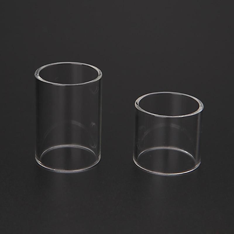 ECT Pure Pyrex Glass Tube Replacement For Melo 3 / Melo 3 Mini Atomizer Vape E-Cigarette Tank