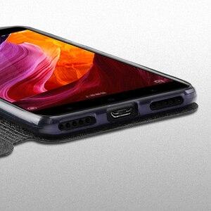 Image 5 - Mofi For Xiaomi redmi Note 4X case For Xiaomi redmi Note 4X Pro case cover silicon flip leather 360 for xiaomi redmi Note4X case