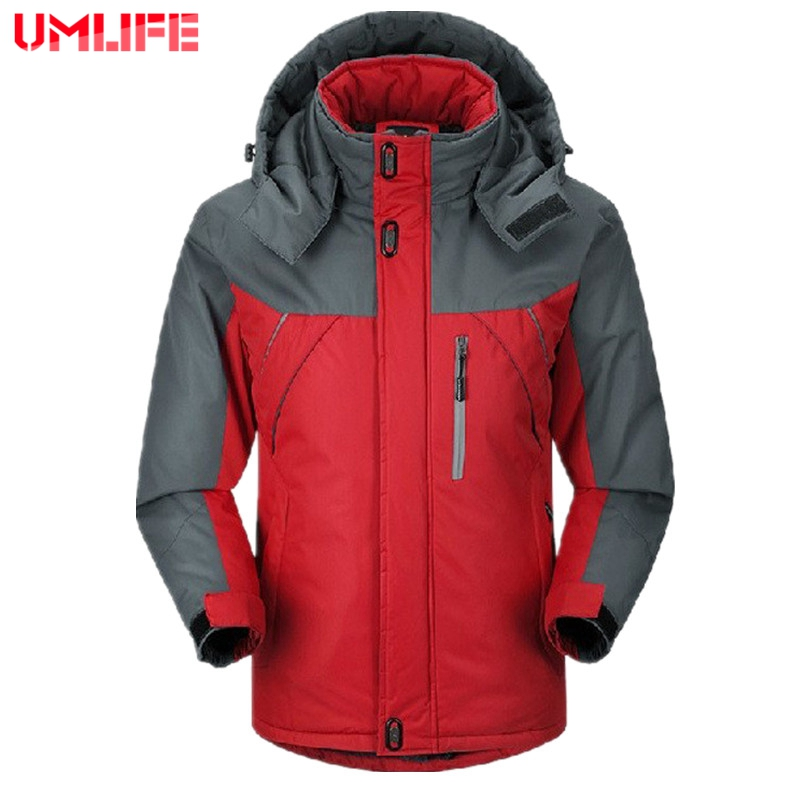 Winter Thick Coat Sports Jackets Men And Women's Waterproof Coats Keep Warm Jacket Couple Outdoor Travel Mountaineering Clothes