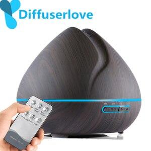 Diffuserlove 500ML Remote Cont