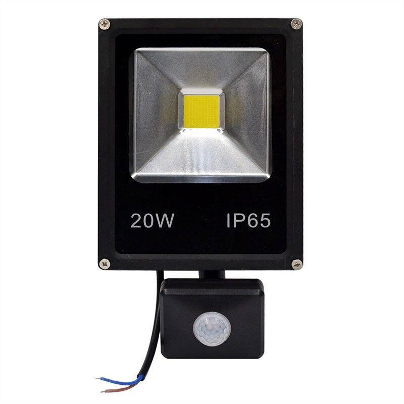 Holofotes mini pir sensor de luz Material do Corpo : Plástico