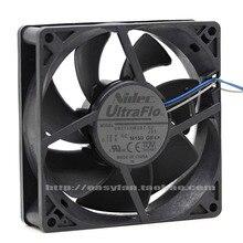 NEW NIDEC U92T12MGB7-52 UltraFlo 9cm Projector 12V 0.18A cooling fan