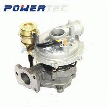 Полный Турбокомпрессор для peugeot 206/307/406/Partner 2,0 HDI 66 кВт 1999-0375C8/0375E3 53039700009 полное турбонагнетатель