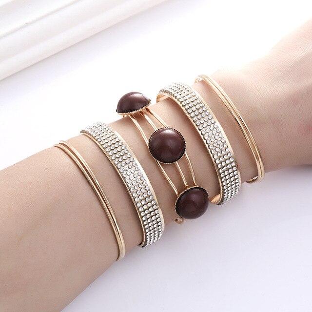 Фото lzhlq 2021 новый модный длинный металлический браслет для женщин цена