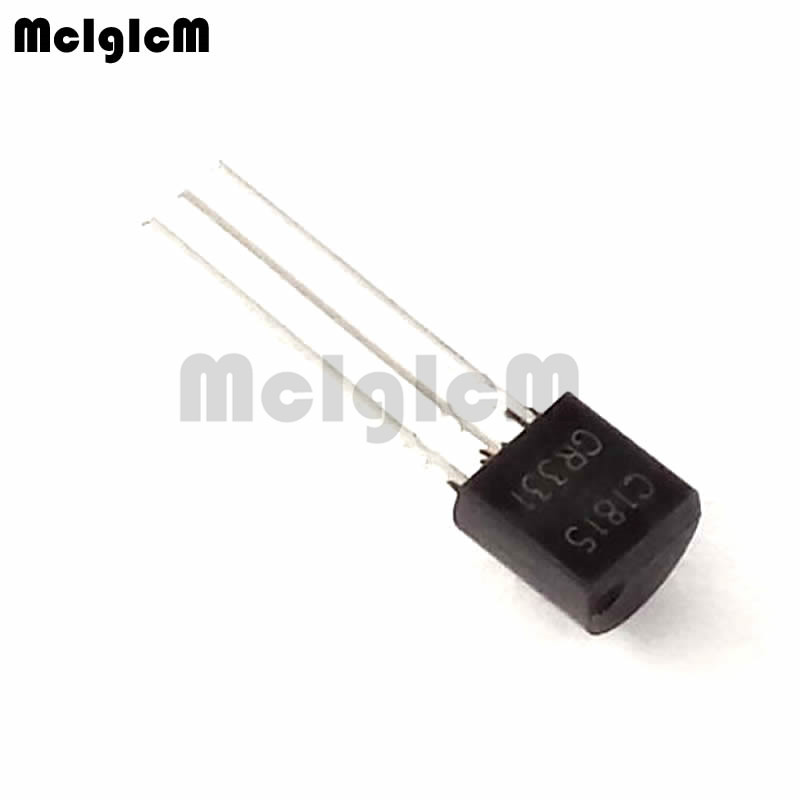 MCIGICM 5000pcs C1815 2SC1815 transistor TO 92 0 15A 50V NPN transistor