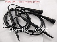2013 New Upgraded P4100 100 1 Oscilloscope Probes High Voltage Probes Automotive Oscilloscope Probe 2KV High