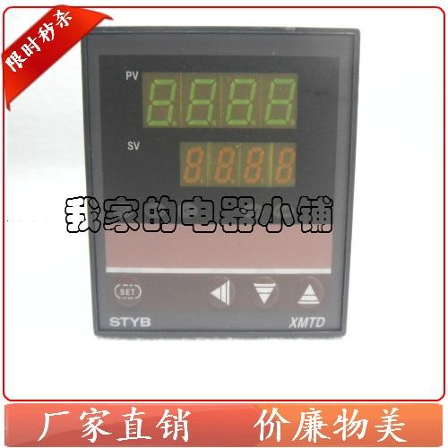 XMTD-9432 intelligent temperature meter STYB PT100 size 72 * 72  цены