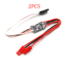 2PCS X2 Electronic Fuze Controller 2ch Ignition 2-in-1 Light