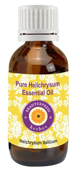 FRee Shipping Pure Helichrysum Essential Oil(Helichrysum Italicum)100% Natural Therapeutic Gr  5ML