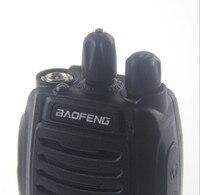 מכשיר הקשר 100% מקורי Baofeng BF-C1 מכשיר הקשר 16CH שני הדרך רדיו Woki טוקי UHF נייד משדר Ham Radio 5W פנס PMR (3)