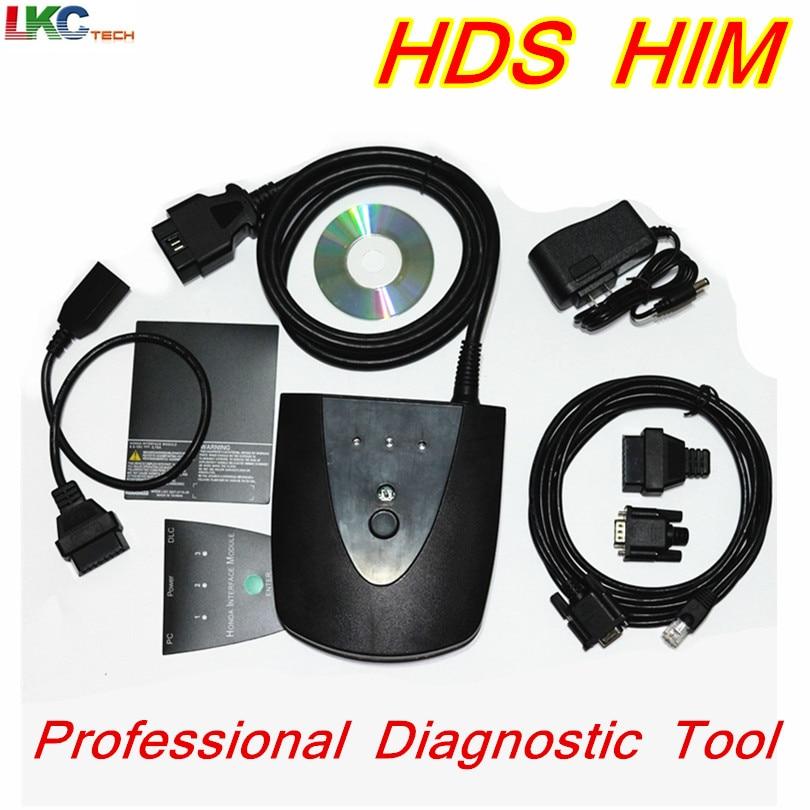 Для Хо - //н-да HDS он последним V3.101.Профессиональный диагностический инструмент obd2 015 для Ho//н--да диагностический прибор HDS сканер ему HDS кабель