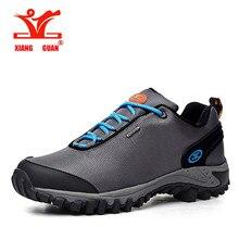 XIANG GUAN Mens Sports Outdoor Hiking Trekking Shoes Sneakers For Men Sport Wearable Climbing Mountain Shoes Sneaker Man
