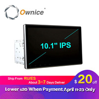 Ownice C500 Android 6 0 Octa 8 Core 10 1 Universal 2 Din Car Dvd Player