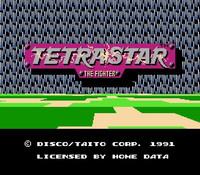 Tetrastar-O Lutador Jogo De Cartas Para 72 Pin 8 Bit Game Player