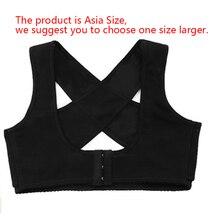 Women's Adjustable Back Support Belt & Posture Corrector Brace