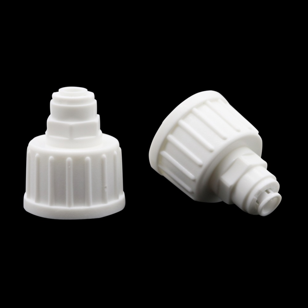 3/4 Inch Inner Thread To 6mm Slip Lock Quick-connectors Butt Quick Connector Pneumatic Pipe Fittings Mist Cooling Nozzle Tools