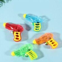 Мини Водяные Пистолеты супер лето праздник бластер Дети брызги пляжные игрушки спрей маленький водяной пистолет