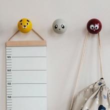 Nordic стиль ребенок высота правитель холст висит рост Таблица стена детской спальни украшения подарок на день рождения идея 20 120 см