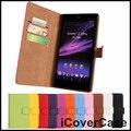 Для Sony Xperia Z Ultra Case Телефон Аксессуар Мобильного Телефона Кожи сумка-Чехол Для Sony Xperia Z C6802 C6806 C6833 Случаи Обложка