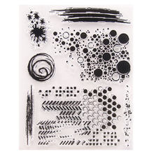 NCraft Clear Stamps N1336 Scrapbook Paper Craft Clear stamp scrapbooking(China)