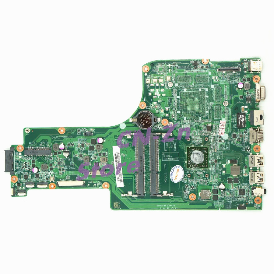 SHELI FOR font b Acer b font Aspire E5 721 Laptop Motherboard W FOR A8 6410M
