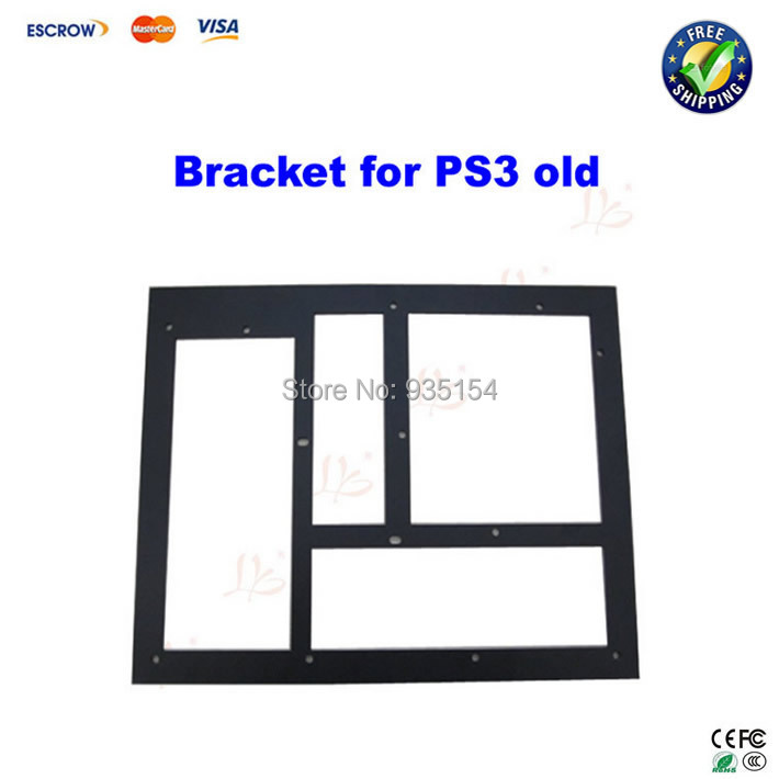 PS3 old PCB clamp , support PCB bracket clamp For PS3 fat 40GB/60GB PCB board holder free shipping hot sell bga accessories ps3 old clamp support bracket for ps3 fat 40gb 60gb pcb board holder