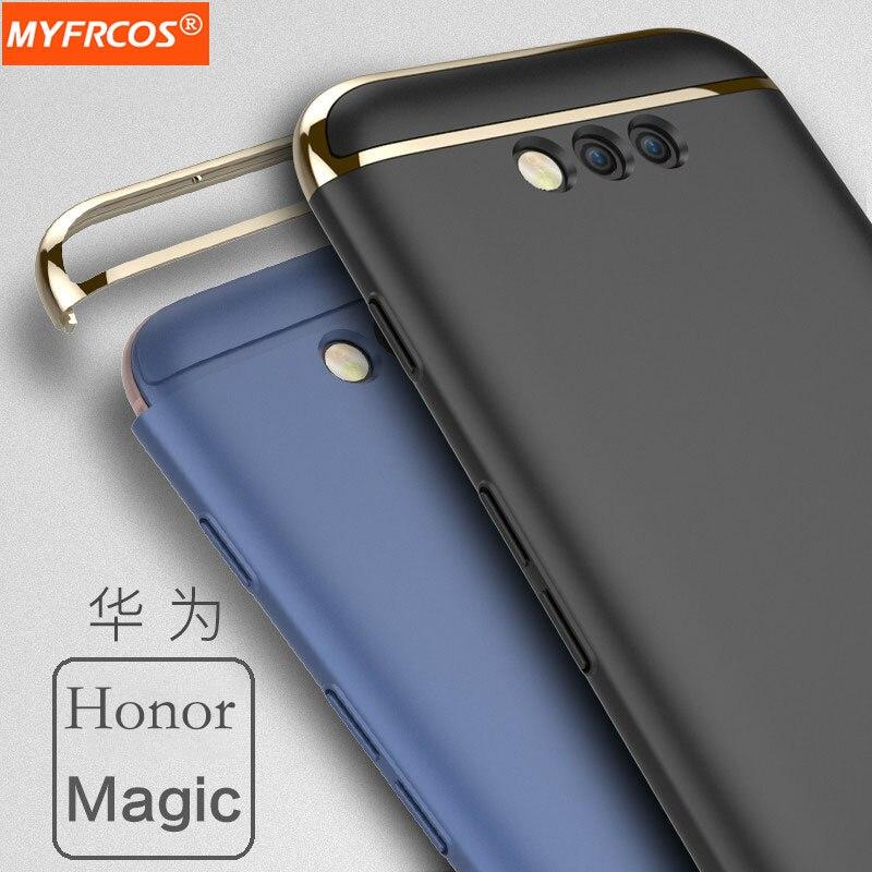 Case para huawei honor magia todo incluido de lujo 3 en 1 cubierta Trasera Compl