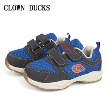 CLOWN DUCKS Hot SALE Children Shoes New Brand Sport Net Breather Fashion Girls Shoes Kids Running Shoes Boys Sneakers Size 5-11