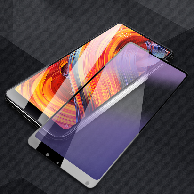 Suntaiho Anti Blue Light Tempered glass For Xiaomi Redmi 4X/Note 4X/5X/MAX2/MIX Full Cover 2.5D 9H Glass film For XiaoMi 5s/5sP