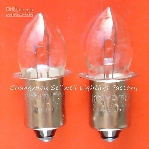 2.4V 0,75A P13.5S A632 Malá lampa světla prodávající osvětlení