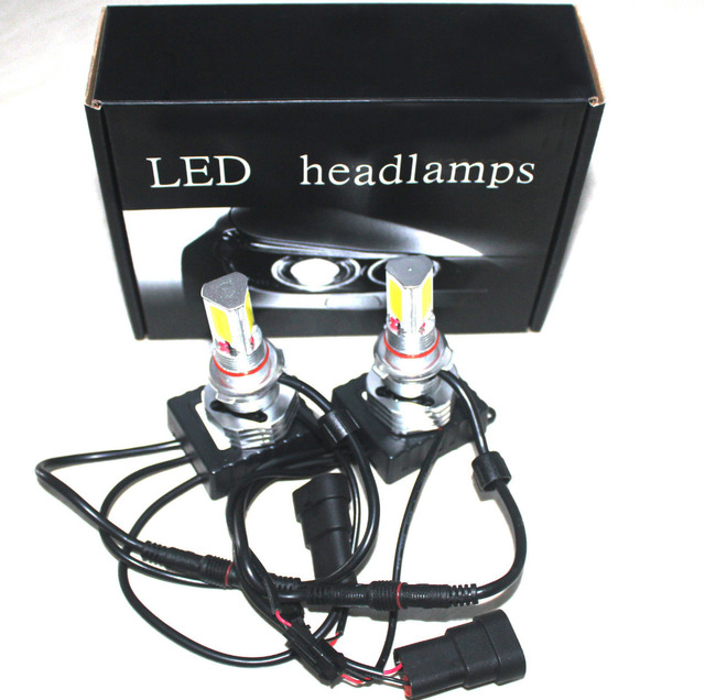 90w 9000lm Car 9005 Hb3 Led Headlight High Low Beam Kit For 2002 Ford Explorer Cree Ledheadlamp Bulbs Globes Plug N Play
