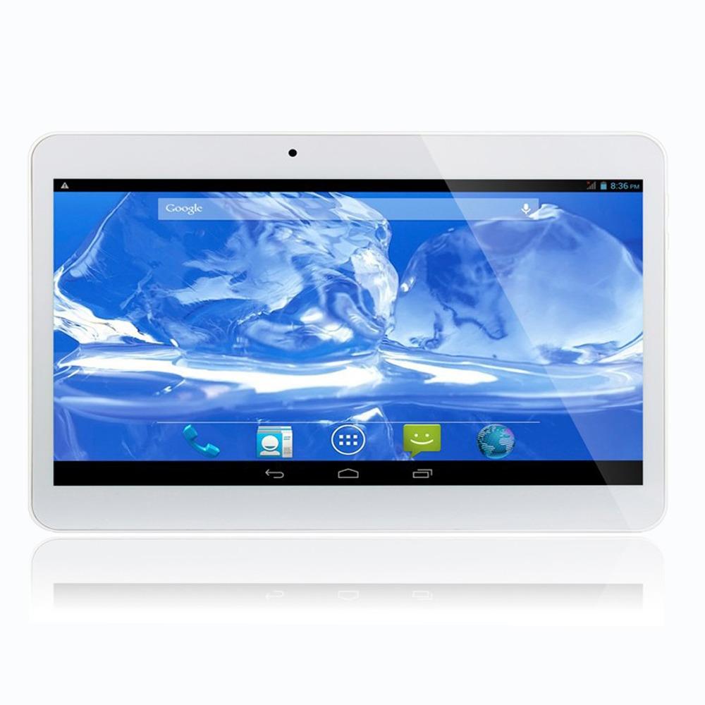 Prix pour 10 Pouce D'origine 3G Appel Téléphonique Quad Core 2 GB 16 GB Tablet pc Android 4.4 2 GB RAM 16 GB ROM WiFi GPS FM Bluetooth 2G + 16G Comprimés Pc