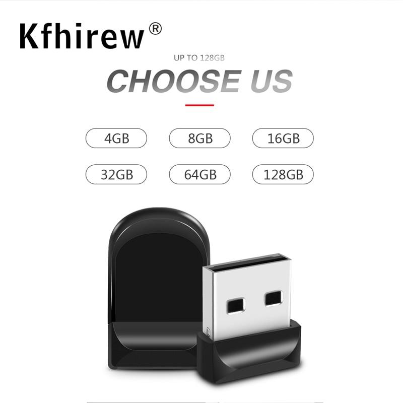 Free shipping 32GB usb pendrive black mini cle usb flash 64GB 128GB USB 2.0 memory stick 8gb 16Ggb usb drive disk USB key